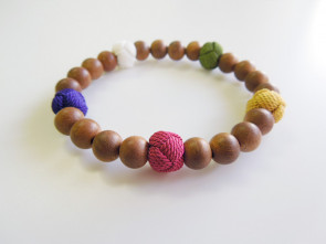 TEMARI (Sakura  bracelet) Small (delivery by DHL)