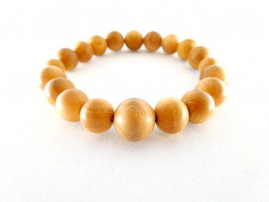 Sandalwood 10mm beads bracelet