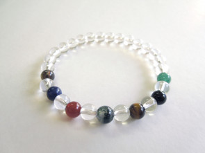 Yakuyoke 7 color bracelet