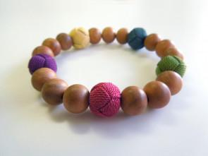 TEMARI (Sakura  bracelet) Large (delivery by DHL)